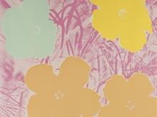 3830_50х49 Энди Уорхол - Цветы, 1970