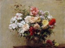 1470_90х74_Анри Фантен-Латур - Летние цветы