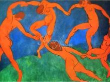 1689_70х48_А. Матисс  - Танец