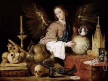 1483_90х117_Антонио де Переда - Аллегория тщеславия