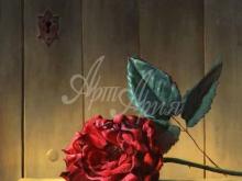 3409_60х47_А.Н.Антонов - Красная роза