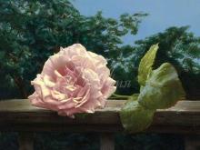 3412_60х48_А.Н.Антонов - Розовая роза