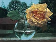3413_60х49_А.Н.Антонов - Желтая роза