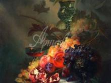 3423_65х52_А.Н.Антонов - Натюрморт с фруктами