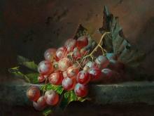 3465_100х80_А.Н.Антонов - Гроздь винограда