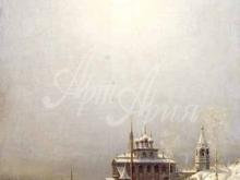 2390_70х41_Боголюбов А.П. - Зима в Борисоглебске