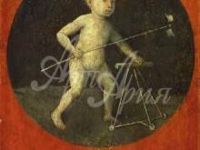 1427_91х50_И.Босх - Мальчик с ветряком