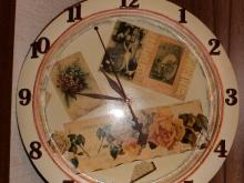 Индивидуальные настенные часы
