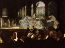 1789_80х65_Э. Дега - Балет Роберта Ле Дьябле