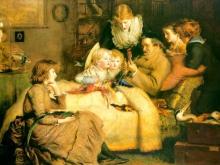 1405_71х50_Дж. Э. Миллес - Семья