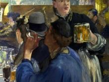 1985_120х96_Эдуард Мане - Corner of a Cafe-Concert