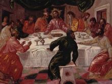 Эль Греко Тайная вечеря
