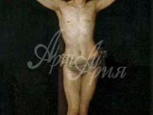1380_70х42_Ф. Гойя - Иисус на кресте