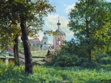 А. В. Герасимов - Церквушка