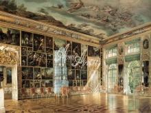 4049_55x40 Л.Премацци - Картинный зал Большого Царскосельского дворца