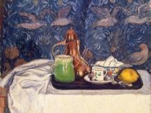 1684_50х42_К. Писсарро - Натюрморт с кофейником