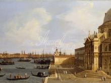 1289_65х39_Каналетто А. Дж. - Венеция. Санта-Мария делла Салюте