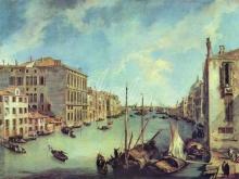 1339_60х42_Антонио Каналетто -Большой канал