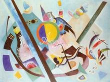3019_60x44 В.В.Кандинский - Многоцветный круг