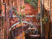 Л099_90х134_Гвидо Борелли - Венеция 10