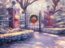 3144_55х44_Т. Кинкейд - Рождественские ворота