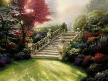 3164_65х48_Т. Кинкейд - Лестница в рай
