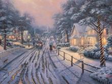 3274_100х66_Т. Кинкейд - Рождество. Воспоминания о родном городе