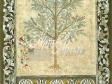 3120_50x40 Кирстейн - Ботаническая фреска 2