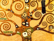 1168_60x44 Климт Г. - Дерево жизни