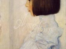 1371_60х39_Г.Климт - Портрет Елены Климт