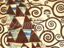 1461_100х50_Г.Климт - Дерево жизни. Триптих (левая часть)