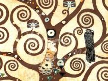 1462_100х45_Г.Климт - Дерево жизни. Триптих (середина)
