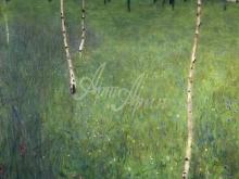 1631_60х58_Г. Климт - Дом с Березами