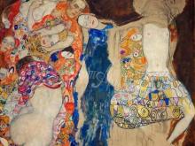 1655_110х95_Г. Климт - Невеста