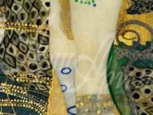 1658_120х46_Г. Климт - Водяные змеи I