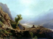 2483_60х44_Л.Ф. Лагорио - В горах Кавказа