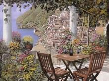 Л007_78х100_Гвидо Борелли - Живописный пейзаж 3