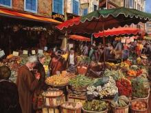 Л053_79х100_Гвидо Борелли - Рынок на площади