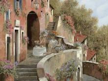 Л063_90х108_Гвидо Борелли - Итальянская улочка 3