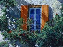 Л074_Гвидо Борелли - Синее окно