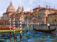 Л091_100х100_Гвидо Борелли - Венеция 2