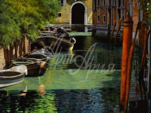 Л092_109х80_Гвидо Борелли - Венеция 3