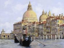 Л095_100х125_Гвидо Борелли - Венеция 6