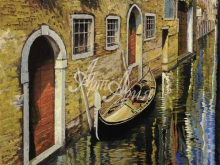 Л100_90х90_Гвидо Борелли - Венеция
