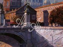 Л101_150х100_Гвидо Борелли - Вид на собор