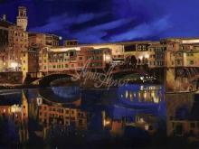 Л112_90х119_Гвидо Борелли - Венеция.Ночь