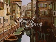 Л114_100х125_Гвидо Борелли - Венеция