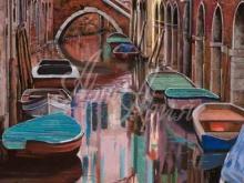 Л116_122х80_Гвидо Борелли - Венеция
