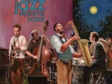 Л139_Гвидо Борелли - Фестиваль джаза в Париже