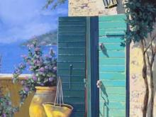 Л148_Гвидо Борелли - Зеленые двери